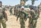 مبلغو لجنة الإرشاد والتعبئة يتفقدون المجاهدين الأبطال من القوات الأمنية وابناء الحشد الشعبي في عامرية الفلوجة
