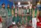 لجنة الإرشاد والتعبئة للدفاع عن عراق المقدسات تكرم (حملة بالحسين نصرنا) لأبناء النجف الأشرف والكوفة العلوية المقدسة لخدمتهم المتواصلة للمجاهدين الأبطال في سوح الجهاد.